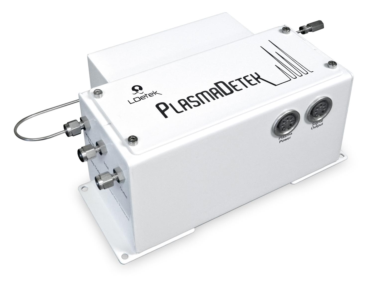 プラズマ放射窒素用検出器